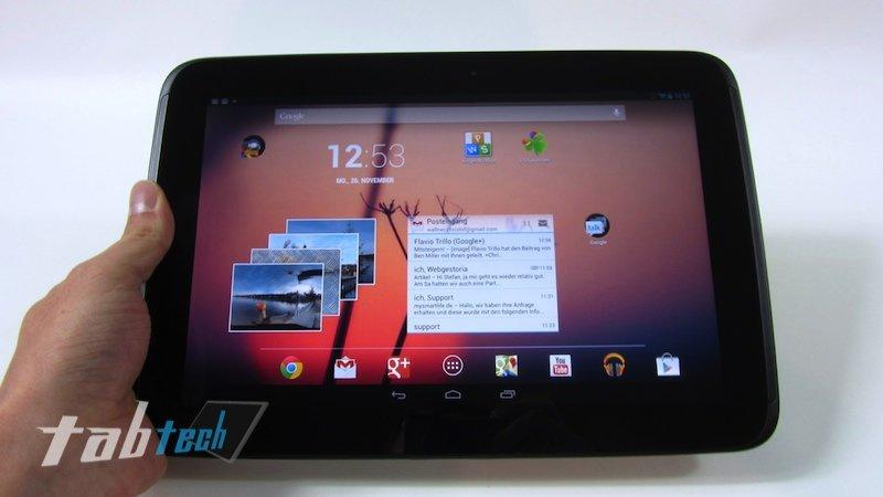 Google Nexus 10: Reparatur von Samsung und Google nicht möglich – Update: Samsung dementiert