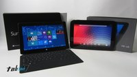 Google Nexus 10 vs Microsoft Surface RT – Der Video-Vergleich