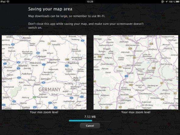 Nokia Here: Kartenmaterial für das iPad nun verfügbar - Update: Über Amazon auch für Android