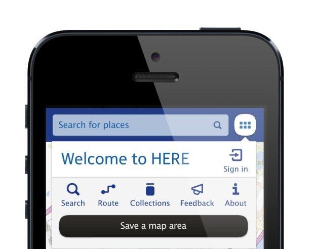 Nokia Here: Kartenangebot auch für Android und das iPad