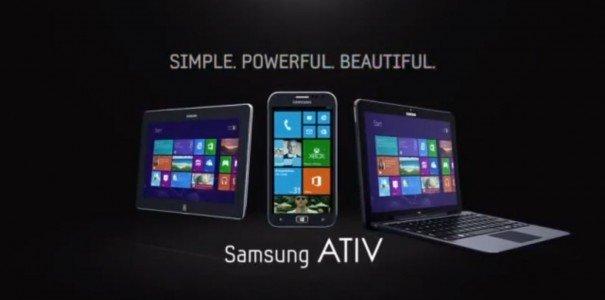 Samsung mit ungewöhnlichem Werbeclip für Ativ S Smartphones & Tablets