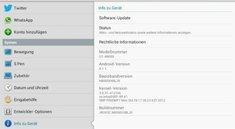 Samsung Galaxy Note 10.1: Update auf Android 4.1.1 wird ausgerollt