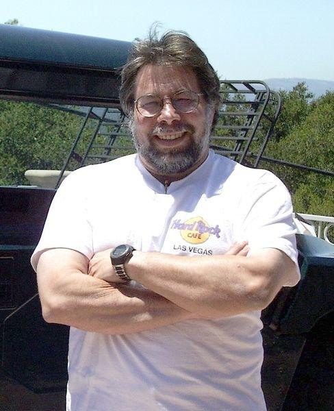 Apple-Mitbegründer Steve Wozniak sieht Microsoft innovativer als Apple