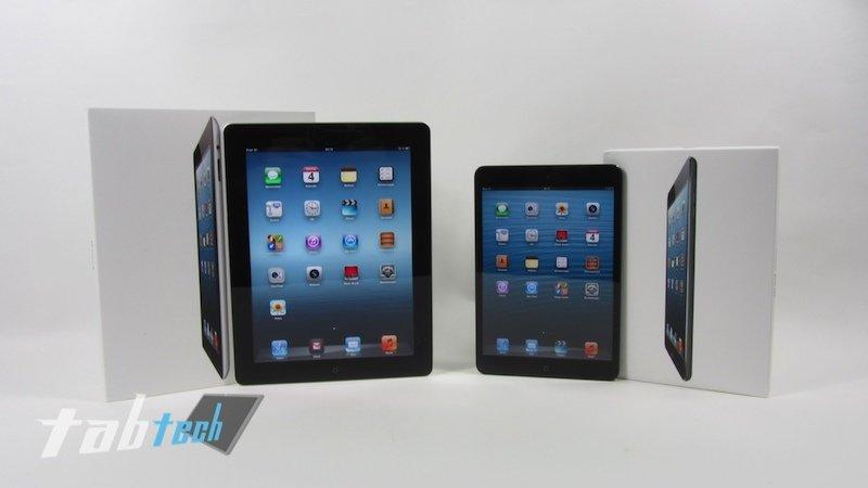 Samsung soll Retina Display des iPad mini 2 herstellen