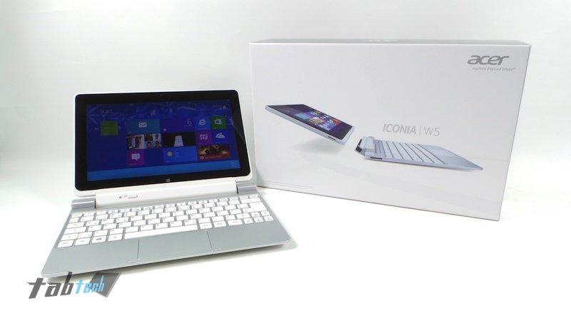 Acer Iconia W510 mit 32GB endlich bei Amazon auf Lager