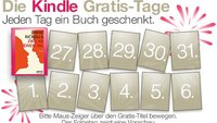 Amazon startet die Kindle Gratis-Tage