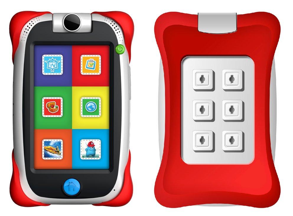 Fuhu Nabi Jr.: 5 Zoll Tablet für Kinder kostet 99 Dollar