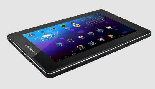 Galaxy Galapad: Klon des Google Nexus 7 erscheint Anfang 2013