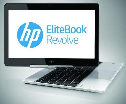 HP EliteBook Revolve: Convertible Business Tablet erscheint im März 2013