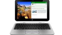 HP Envy X2: Windows 8 Convertible Tablet doch noch 2012 erschienen – Bei Media Markt ab Lager verfügbar