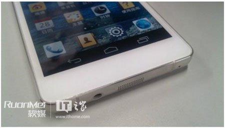 Huawei Ascend D2 zeigt sich auf einigen Fotos