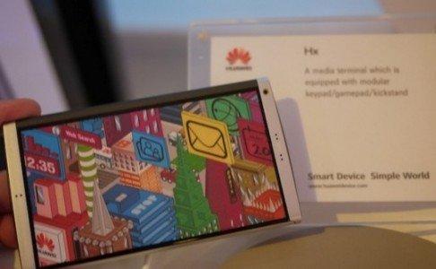 Huawei Ascend Mate: Konkurrent des Samsung Galaxy Note 2 mit 6,1 Zoll Display bestätigt