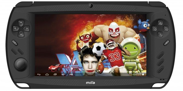 Miia GameTAB7: Gaming-Tablet für 119 Euro