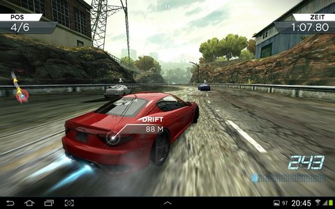 Need for Speed Most Wanted Test 12