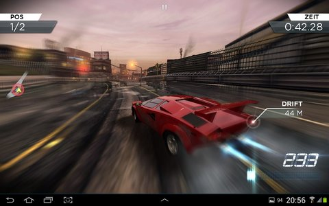 Need for Speed Most Wanted Test 14