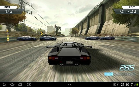 Need for Speed Most Wanted Test 15
