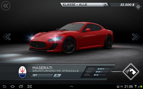 Need for Speed Most Wanted Test 20