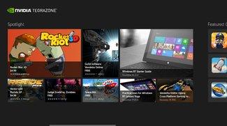 Nvidia TegraZone nun auch für Windows RT erhältlich