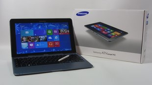 Samsung ATIV Smart PC Test - Windows 8 Plastik-Transformer