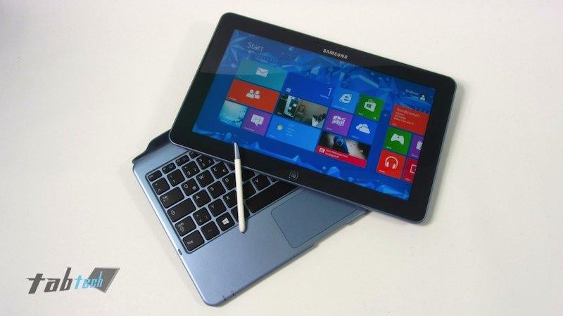 Neue Samsung Ativ Smart PC Tablets mit Intel Bay Prozessor geplant