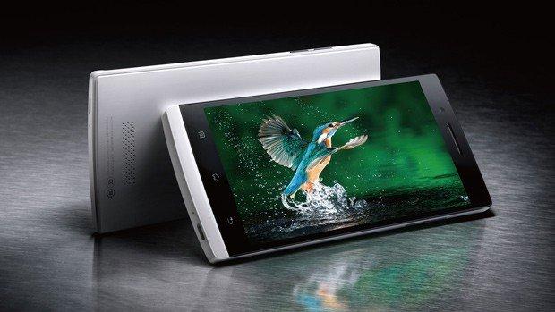 Oppo Find 5: Full HD Smartlet mit 5 Zoll offiziell vorgestellt
