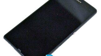 Sony Yuga: Xperia Z, gegen Staub und Wasser geschützt und OptiContrast Display