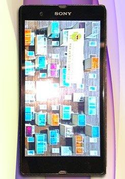 Sony präsentiert auf der CES 2013 das Odin und Yuga als Xperia X und Xperia Z