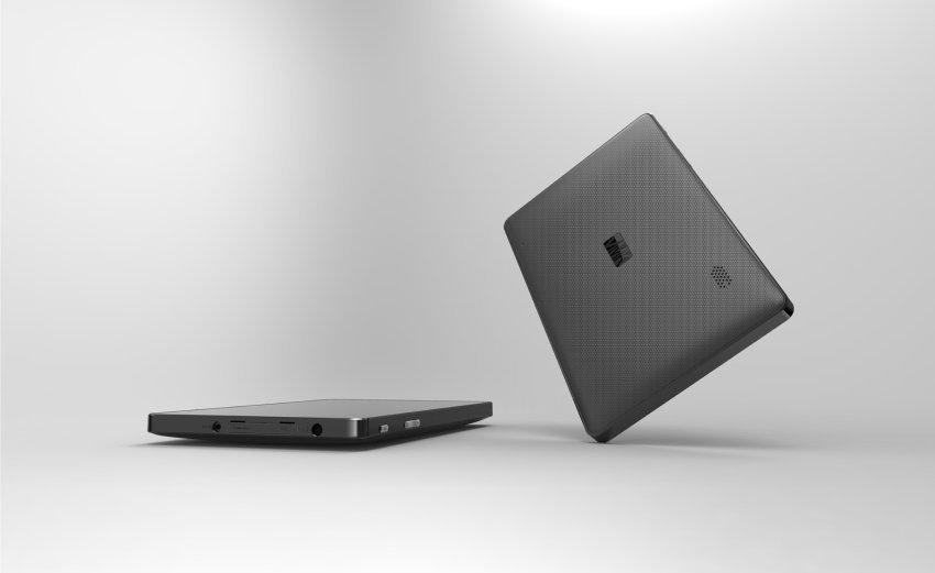 VMK Way-C: Tablet aus dem Kongo nun auf dem Markt – 7-Zoll-Tablet dürfte in Regalen verstauben