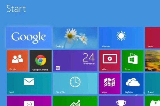 Windows 8: Google plant nicht mit entsprechenden Apps