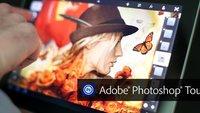 Adobe Photoshop Touch für Android & iOS bekommt u.a. 7 Zoll - Unterstützung