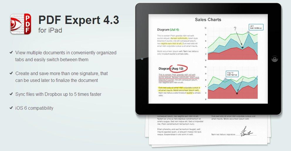 PDF Expert: Arbeiten mit PDF-Dateien unter iOS