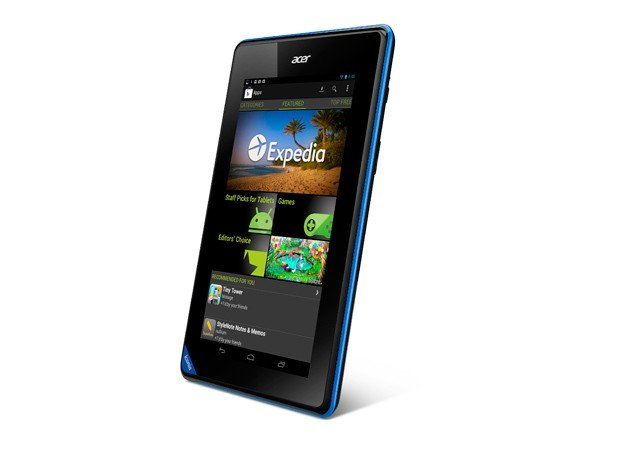 Acer Iconia B1-A71: Günstiges 7 Zoll Tablet mit Mediatek Dual Core Prozessor und Android Jelly Bean