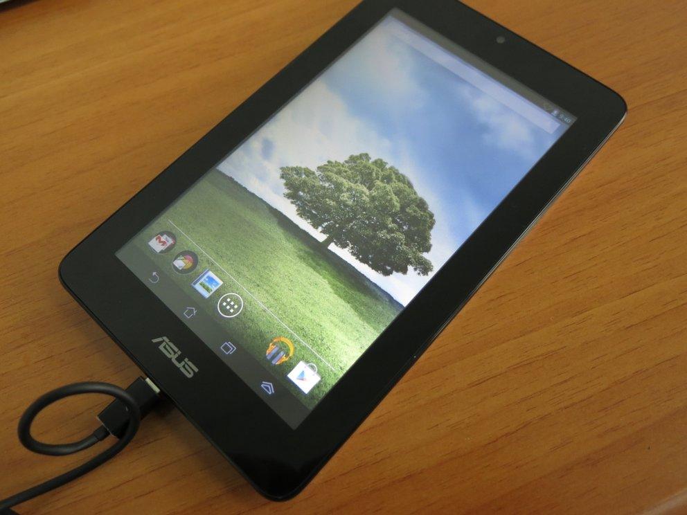 Asus MeMO Pad: Erstes Hands-On-Video des 149 Dollar Tablets