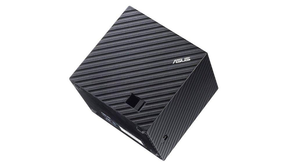 Asus Qube Google TV: Unser Hands-On-Video der Set Top Box