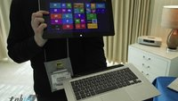 Asus Transformer Book TX300 im umfangreichen Review-Video