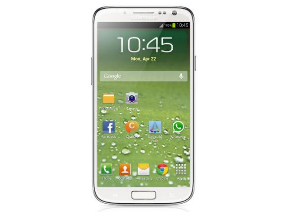 Samsung Galaxy S4 Marktstart im April