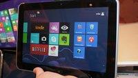 HP ElitePad 900 mit Windows 8 in Deutschland ab Lager ab 760 Euro verfügbar