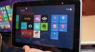 HP ElitePad 900: Das Windows 8 Tablet mit Stylus im Hands-On-Video