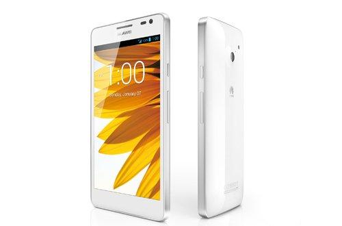 Huawei Ascend D2 mit 5 Zoll Full HD Display und 3.000 mAh Akku vorgestellt
