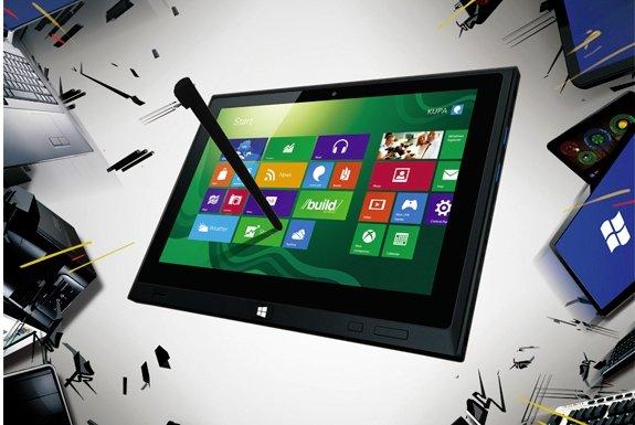 Kupa UltraNote X15: Wird das Tablet mit Windows 8 erst im März 2013 ausgeliefert?