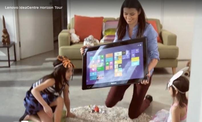 CES 2013: Riesenmonster, chancenlose Tablets, Papierflieger, Kinder-Tablets und das Gorilla Glass 3