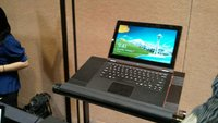 Lenovo IdeaPad Yoga 11S: Windows 8 Convertible mit neuer Intel Core CPU
