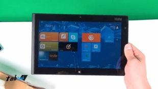 Lenovo ThinkPad Tablet 2 in unserem Unboxing und Hands On Video