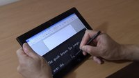 Lenovo ThinkPad Tablet 2 mit Windows 8, Digitizer und Tastatur im englischen Review Video