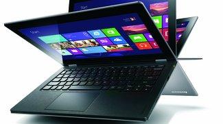 Lenovo: Geschäftskunden wollen Windows 8 Hybriden und kein Windows RT