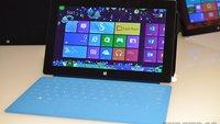 Microsoft Surface Pro: Das Windows 8 Tablet zeigt sich erstmals ausführlich