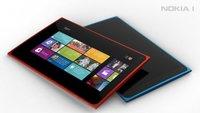 Nokia: 8,5 und 10,5-Zoll-Tablets aus Aluminium und in mehrere Farben für 2014 geplant?