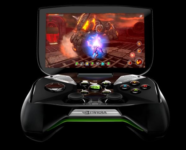 Nvidia Project Shield: Gaming Controller mit Tegra 4 und 5 Zoll Display