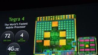 Nvidia Tegra 4 soll schneller sein als der Snapdragon 800
