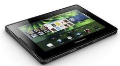 BlackBerry PlayBook erhält kein Update auf BB10